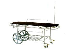 包场不锈钢担架车-转运床