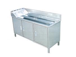 包场医用不锈钢水槽